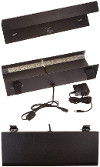 Aria Diva LED Music Stand Light and Accessories